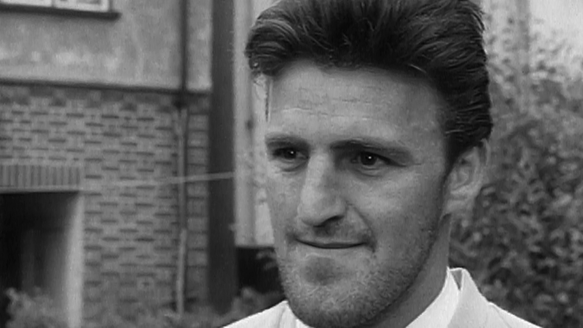 Jimmy Hill: A Man For All The Seasons - Young close up of Jimmy Hill