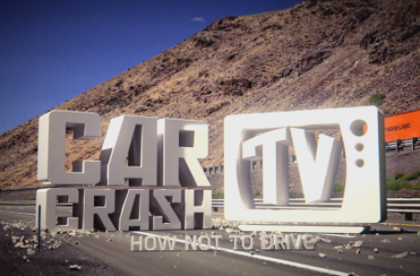 Car Crash TV: How Not To Drive