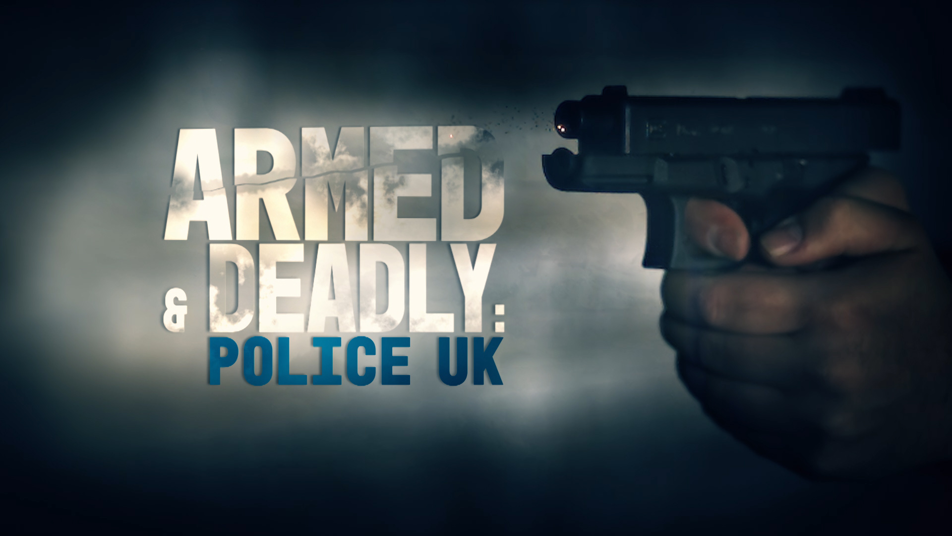 Police UK: Armed and Deadly title card logo