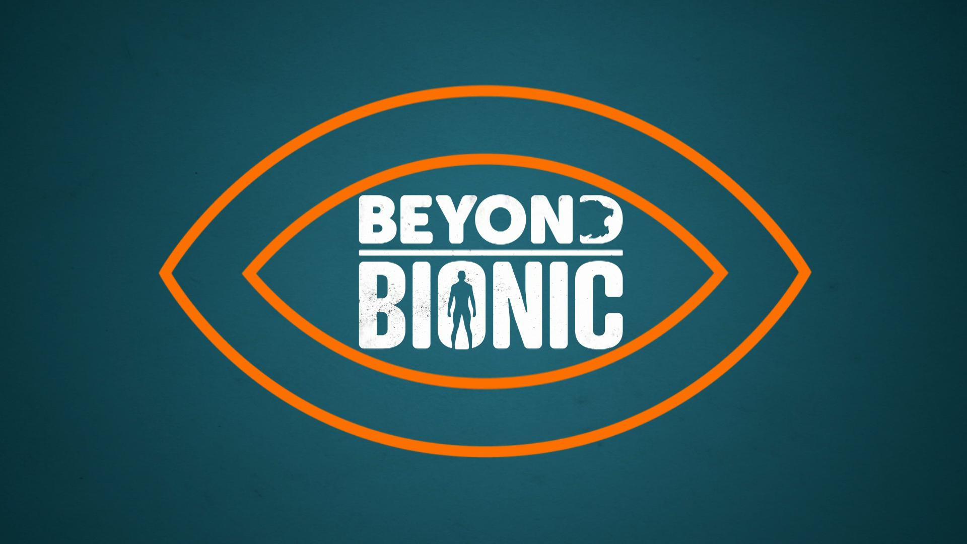 CBBC Beyond Bionic - title card logo