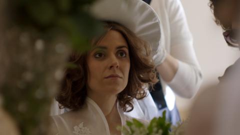 Karen Carpenter: Goodbye To Love - Actress as Karen on wedding day