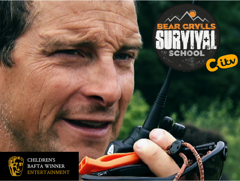 Bear Grylls Survival School bafta winner post production manchester