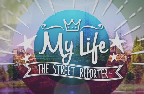 CBBC My Life: The Street Reporter