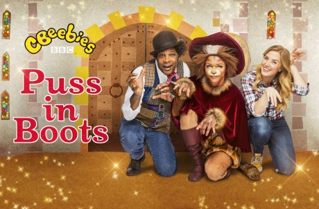 Cbeebies Puss In Boots
